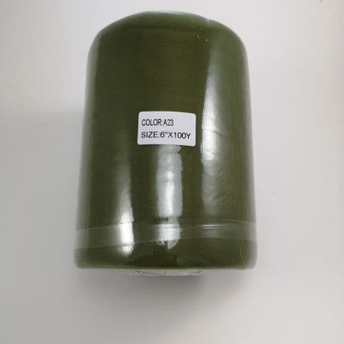 Tulle Roll | A23 Grass Green | Polyester