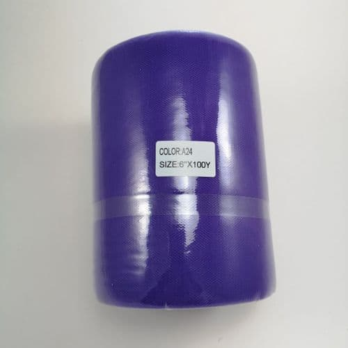 Tulle Roll | A24 Purple | Polyester