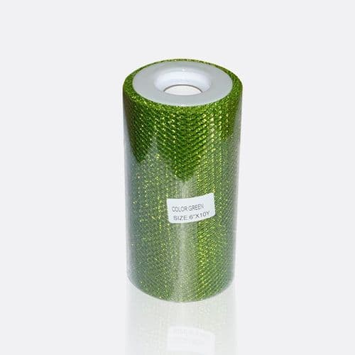 Green Soft Tulle