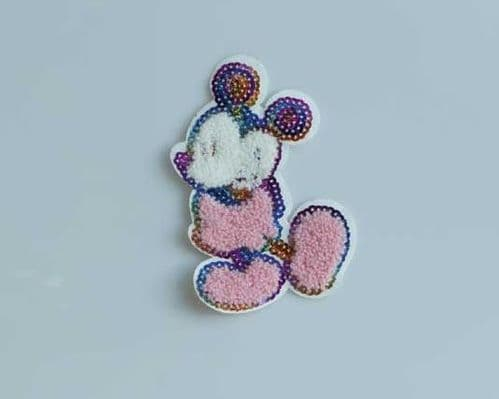 Micky Mice Appliques
