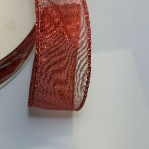 Wired  Red  | Ribbon   38 mm