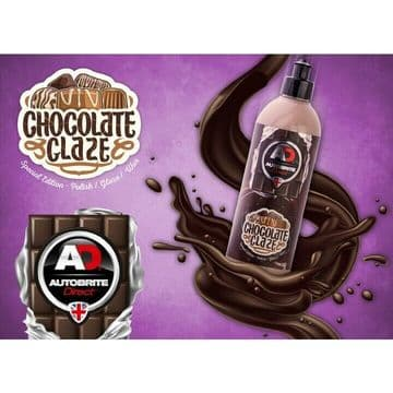 Autobrite Direct - Chocolate Glaze Polish 500ml App & Cloth **Special Edition**