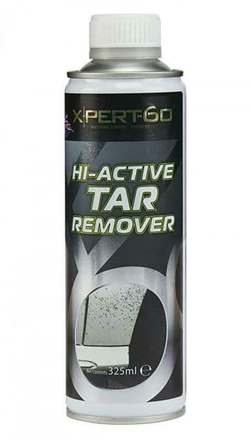 XPERT-60 TAR REMOVER, Trade Strength Tar & Glue Remover - 325ml