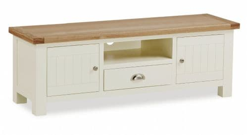 Country Large TV Unit