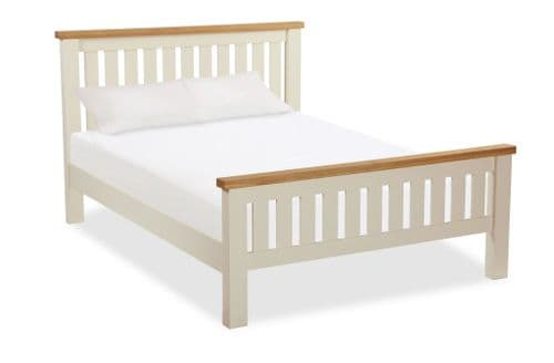 Country Slatted Bed