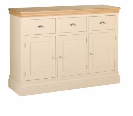 Linton 3 door painted sideboard