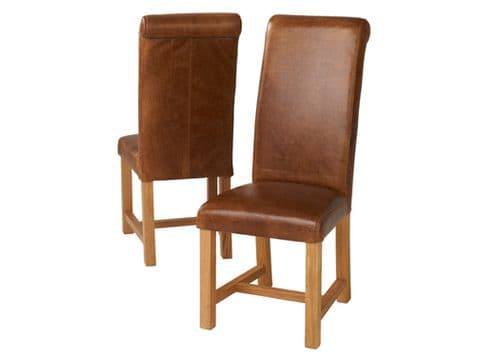 Milan RollBack Dining Chair