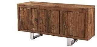Rustic Sleeper Sideboard