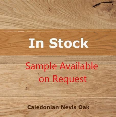 RL CALEDONIAN NEVIS ENGINEERED OAK SATIN LACQUERED (2.2m2 Pack)