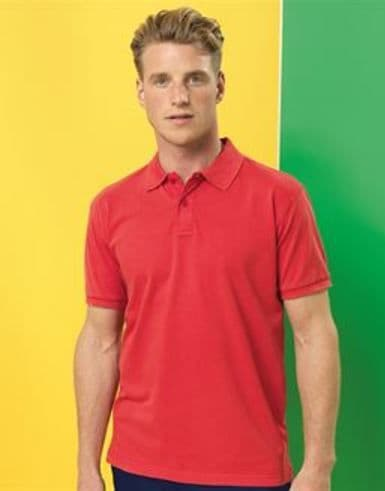 Asquith and Fox Polo shirt Black