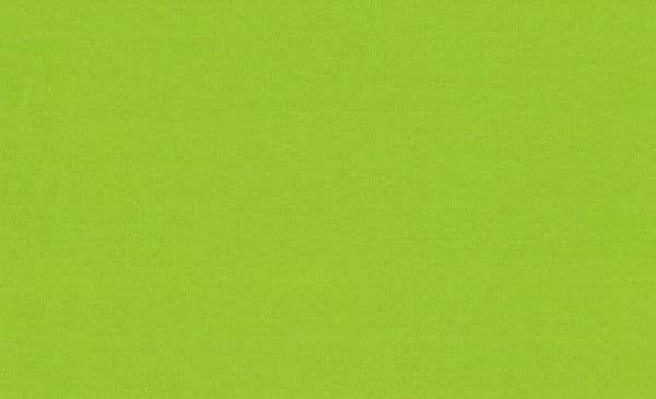 Lime Green Cotton Fabric 148 cm wide