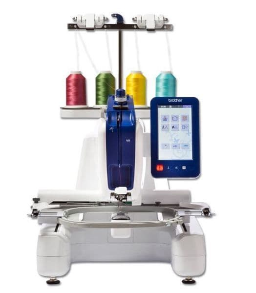 PR & VR Semi Commercial Embroidery Machines