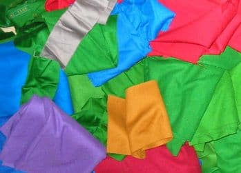 Small pieces Cloth felt baize models ornament collectables base fabric collages - 301185073154