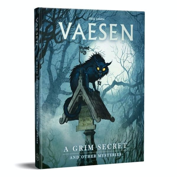 A Wicked Secret - Vaesen RPG | Roleplay | Black Star Games | UK