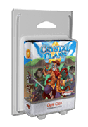 Crystal Clans: Gem Clan Expansion Deck