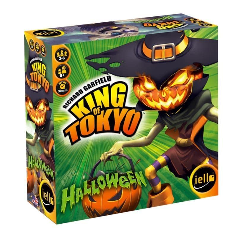 King of Toyko: Halloween Power Up