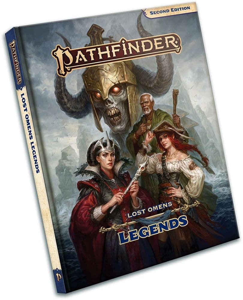 Lost Omens Legends: Pathfinder RPG 2 Edition Hardcover