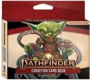 Pathfinder RPG Second Edition: Condition Card Deck