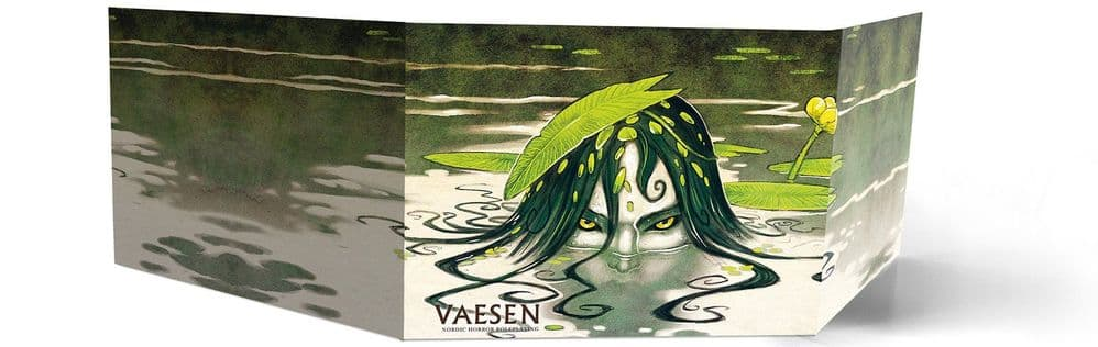 Vaesen GM Screen and Map