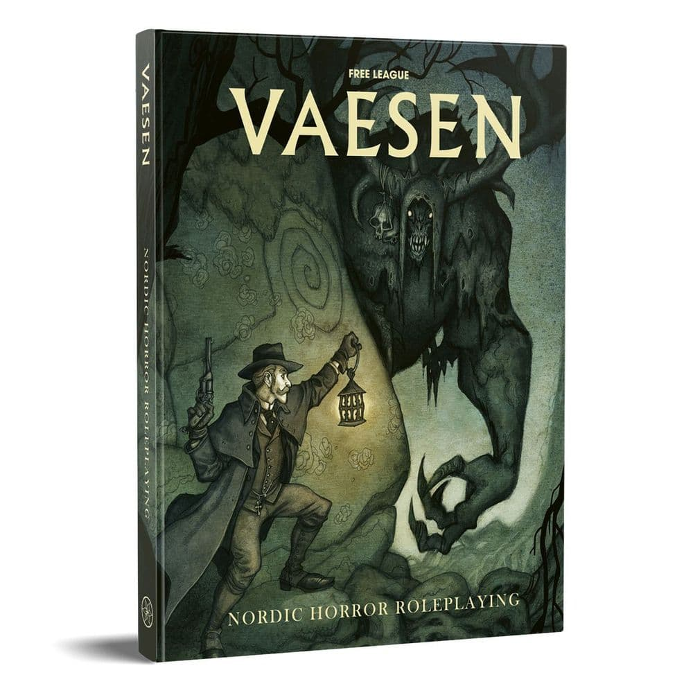 Vaesen - Nordic Horror Roleplaying Core Rulebook