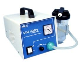 SAM HOSPY DP - High Flow, High Vacuum Suction Device
