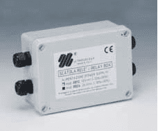 CONTROL BOX 12V FOR HATCH LIFTER