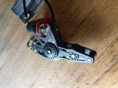 Harken 40c Fiddle with Becket with cam
