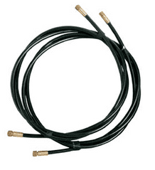 OUTBOARD TWO FLEXIBLE HOSE KIT - Hose Length 2.5m to 9m