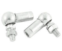 S/S GAS SPRING BALL JOINT END FITTING KIT (PAIR)
