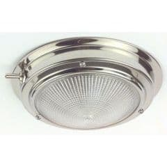 Stainless Steel Switched Light 12V