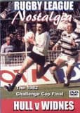 1982 CHALLENGE CUP FINAL - Hull v Widnes (plus replay highlights)