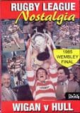 1985 CHALLENGE CUP FINAL - Wigan v Hull