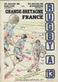 1988 FRANCE v GREAT BRITAIN