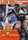 NEW ZEALAND v GREAT BRITAIN 1990 - FIRST TEST