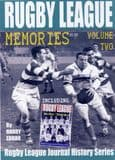 Rugby League Memories Volume Two - including Rugby League in the Thirties