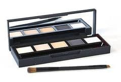 Genuine HD Brows High Definition Eye and Brow Palette 3 Shades Latest Packaging