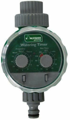Automatic Electronic Watering Garden Irrigation Sprinkler System Water Timer