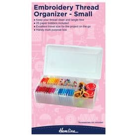 Embroidery Thread Organizer - Small