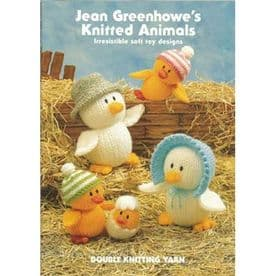 Jean Greenhowe's Knitted Animals Booklet