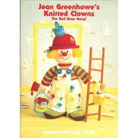 Jean Greenhowe's Knitted Clowns Booklet