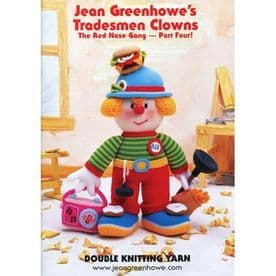Jean Greenhowe's Tradesmen Clowns Booklet