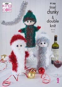 King Cole Christmas Patterns