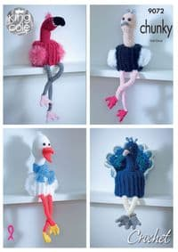 King Cole Crochet Patterns