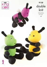 King Cole Toy Patterns