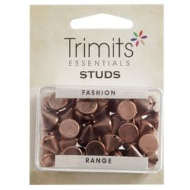 Studs - Sew on - 10mm Pack of 50