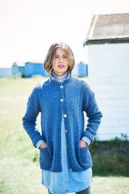 Stylecraft Ladies Cardigans Pattern Knitted in Special Aran with Wool 9893
