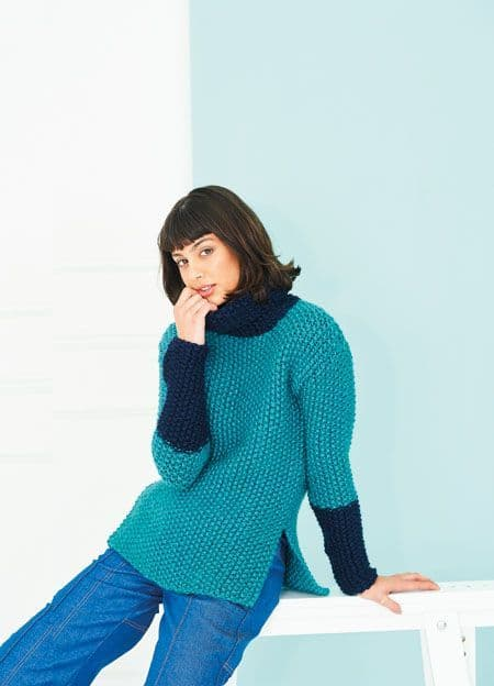 Stylecraft Ladies Sweaters Pattern Knitted in Special XL 9787