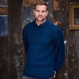 Stylecraft Special Aran With Wool Pattern 9342 Sweater & Cardigan