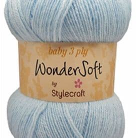 Stylecraft Wondersoft 3 Ply 100gr