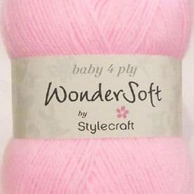 Stylecraft Wondersoft 4 Ply 100gr